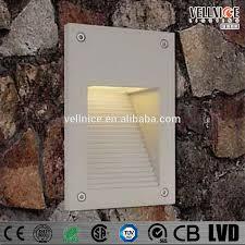 Outdoor Inset Wall Lights Led Outdoor Step Light For Recessed Wall Lighting 3watt