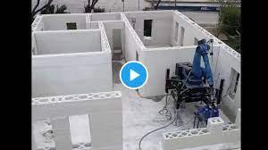 İBB İSTON, 3 boyutlu yazıcı (3D) ile 3+1 ev yapmaya başladı!