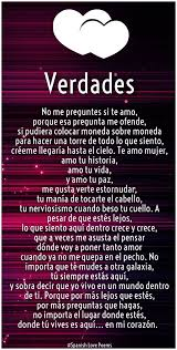 Quotes In Spanish About Love Gorgeous Spanish Love Poems Love Quotes For Her From The Heart Spanish Love