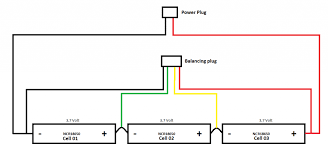 battery pack from old laptop battery pixeljunk dk 3s lipo ncr18650 wiring diagram