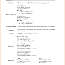 microsoft word budget template 11 free blank resume templates for microsoft word budget template