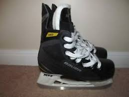 Details About Size Y 2r Bauer Supreme 140 Youth Hockey Skates Excellent Rarely Used