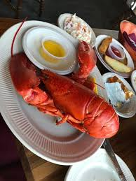 Lobster Dinner Special Picture Of Chart Room Bar Harbor