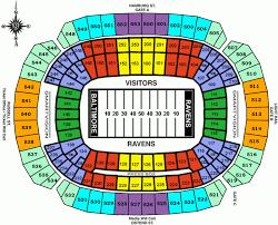 Qualified Mile High Stadium Seat Map Broncos Stadium At Mile