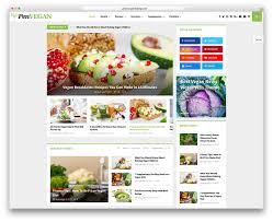 Recipe Writer App 32 Beautiful Wordpress Food Blog Themes 2019 Colorlib