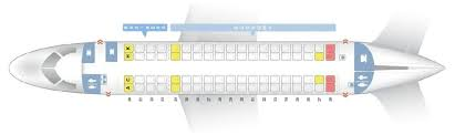 Egyptair Seating Chart Egyptair Express Fleet Embraer E170 Details And Pictures