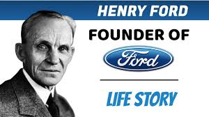 henry ford animated biography founder of ford motors henry ford animated biography founder of ford motors