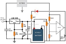 battery charger circuit diagram 24v wiring diagram show the post explains a 6v 12v 24v lead acid battery charger circuit battery charger circuit diagram 24v battery charger circuit diagram 24v