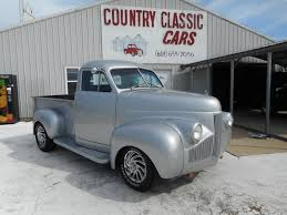 1947 Studebaker Pickup For Sale in Staunton, Illinois | Old Car Online