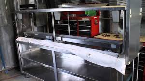 Stainless Steel Kitchen Professional Stainless Steel Kitchen Equipment For Sale Youtube
