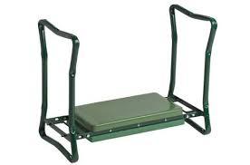 garden kneelers. Extra Wide-Seat Folding Garden Kneeler Green Kneelers U