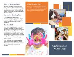 Education Brochure Templates Education Brochure