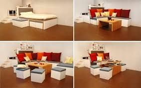 tiny living furniture. 23 Really Inspiring Space Saving Furniture Designs For Small Living Room Tiny O