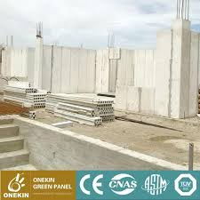 100mm lightweight concrete panels for internal partition 100mm lightweight concrete panels for internal partition