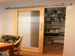 interior sliding barn doors for sliding doors trailer sliding closet doors pantry doors with glass