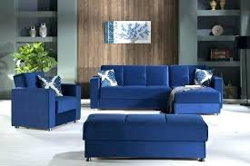blue leather sectional sofa full size of navy blue leather sectional sofa with white piping sleeper