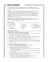 Monster Resume Samples monster jobs resume samples Ozilalmanoofco 15