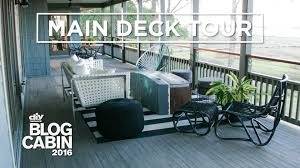 diy network blog cabin 2016 decks