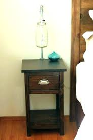 narrow bedside table with drawers. Exellent Narrow Small Table For Bedroom Night Tables Target Tall Bedside  With Drawers Large With Narrow Bedside Table Drawers