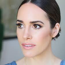 louise roe y eye sparkles unique makeup ideas front roe fashion 0