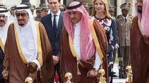 """رسالة من بن نايف للملك سلمان حول """"مؤامرة"""" بن زايد - Sputnik Arabic"""