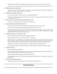 Art Therapy Resume - Best Resume Collection