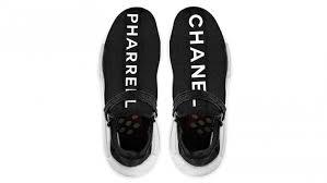 chanel uk. pharrell williams x chanel adidas nmd human race black | the sole supplier uk s