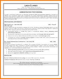 Sample Administrative Resumes Product Sales Letter Sample