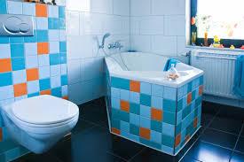 Delightful Mucho Color Para El Baño   VIX