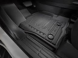 floor liner black 4 piece set for super cab oem parts kb3z2113300aa