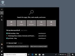 Window 10 Features Windows 10 October 2018 Update The New Features That Matter Most