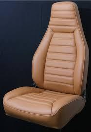 porsche 911 1984 seat fnt set leather