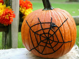How To Make A Giant Spider Web Halloween Decoration Spider Web Pumpkin How Tos Diy