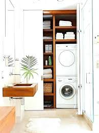 closet laundry room organization ideas storage door custom closets add