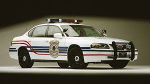2001 Chevrolet Impala Police Package - YouTube