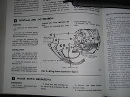 ford g alternator wiring diagram ford image 1968 mustang alternator wiring diagram 1968 image on ford 2g alternator wiring diagram