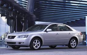 2007 Hyundai Sonata - Information and photos - ZombieDrive