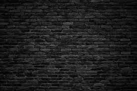 black brick texture background
