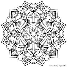 You follow each set of easy directions to make your own (damn) coloring pages, that you. Flower Zentangle For Teens Coloring Pages Printable Coloring Home