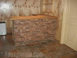 Small Picture The 25 best Fake rock wall ideas on Pinterest Fake stone wall