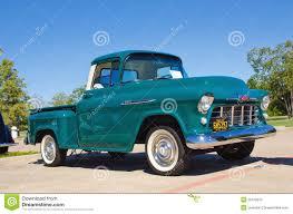 1956 Chevrolet Apache 3100 Pickup Truck Editorial Stock Image ...