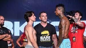 Blueface vs Kane Trujillo fight UK ...