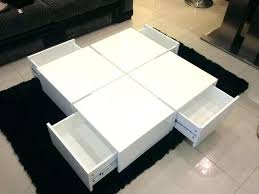 coffee table with sliding top storage s s bayside furnishings