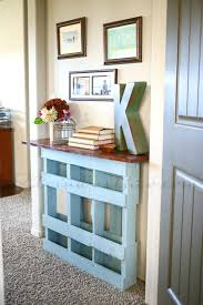 furniture do it yourself. Console Table Under 50 Pallet Furniture Ideas Best Do It Yourself Projects Made