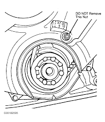 1986 ford ranger serpentine belt routing and timing belt diagrams