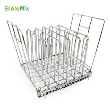 <b>Wall</b>-<b>mounted Chopsticks Cage Rack</b> Drain Anti-moisture Basket ...