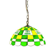 imperial green bay packers 1 light pub light imp 154 1001 the home depot