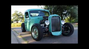 For Sale 1946 Custom Chevy Hot Rod Pickup Truck - YouTube