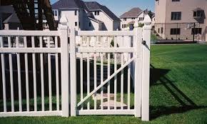 Vinyl fence with metal gate Utah Vinyl Fence Gates Accessories Domains Vinyl Fence Gates