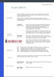 Design Portfolio Template Free. Chronological Resume Template 2017 ...
